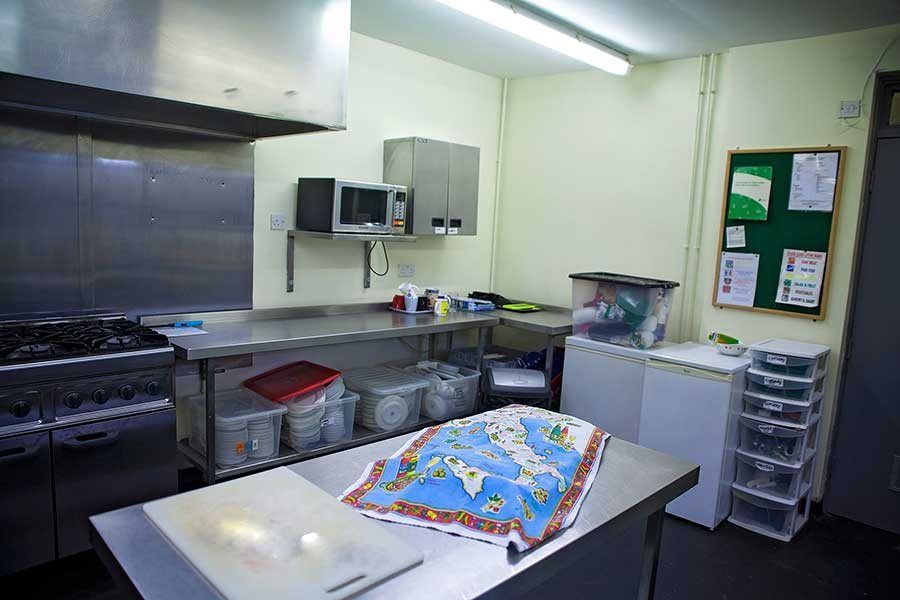 houghton road cc commercial kitchen