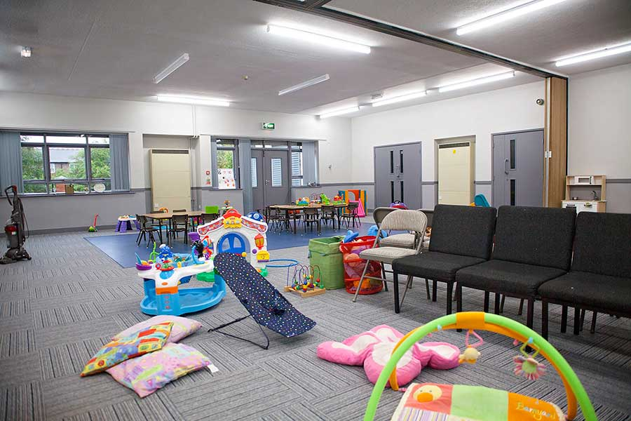 little steps playgroup at houghton road community centre